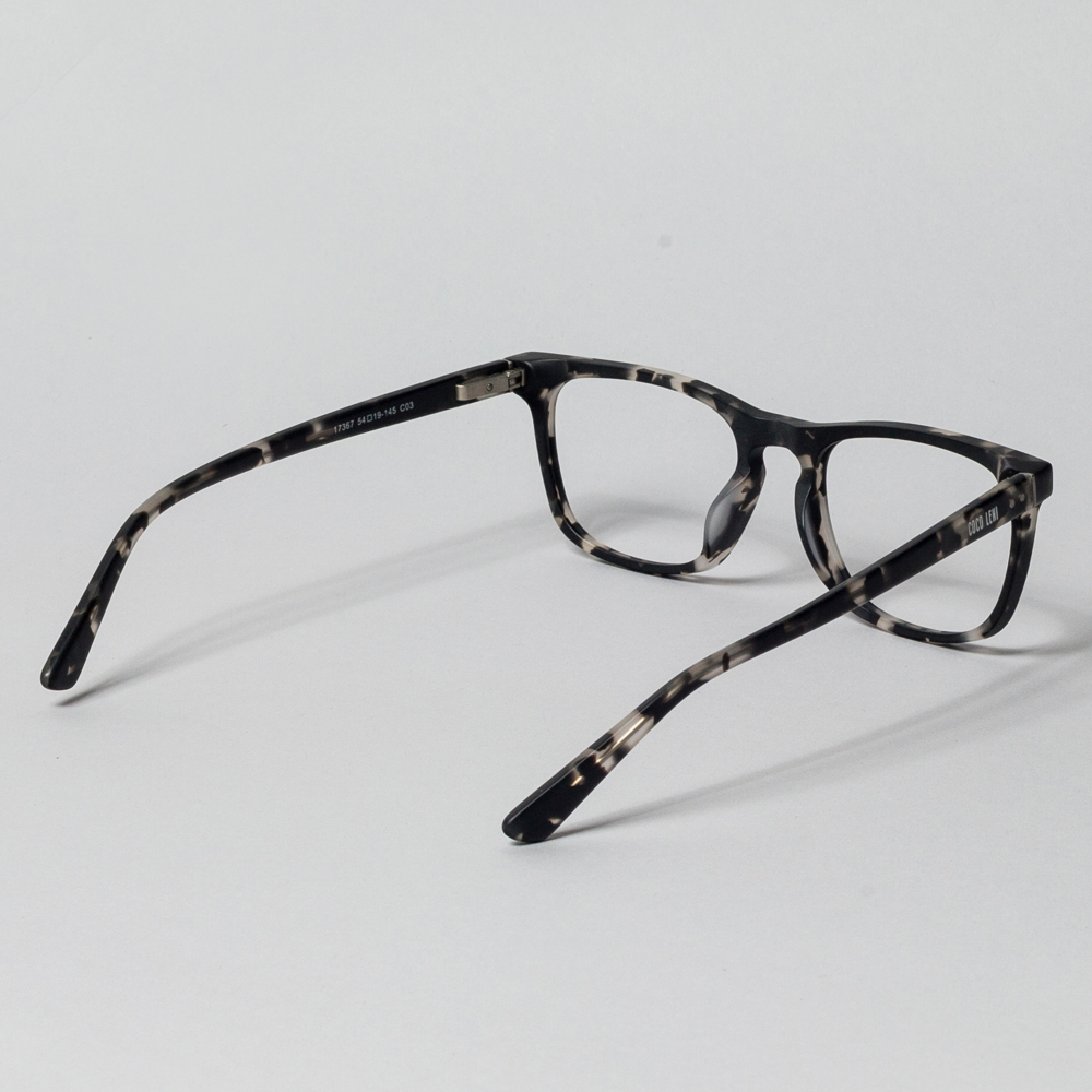 Peninsula Black Transparent Tortoise Shell