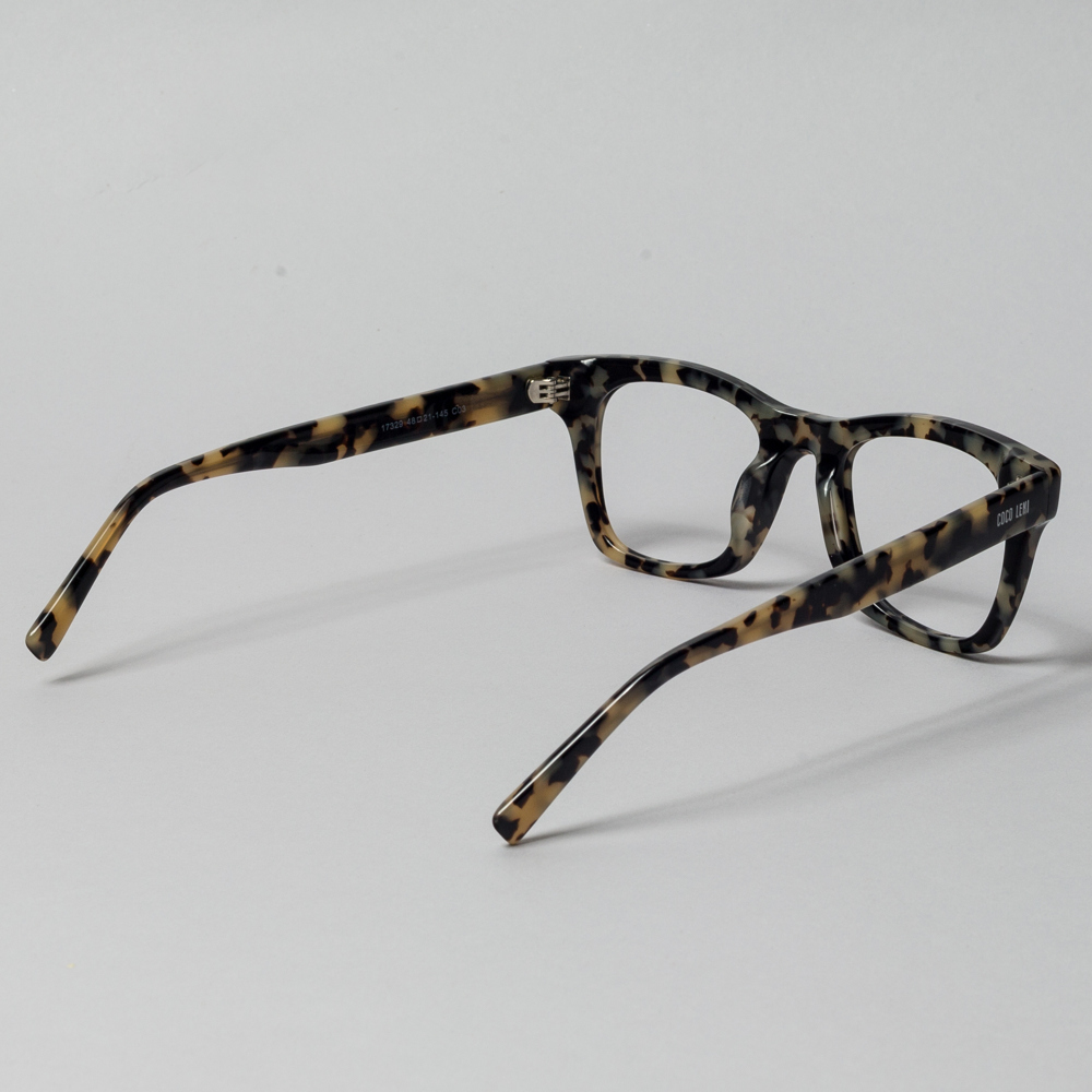 Aarburg Tortoise Shell Black Yellow
