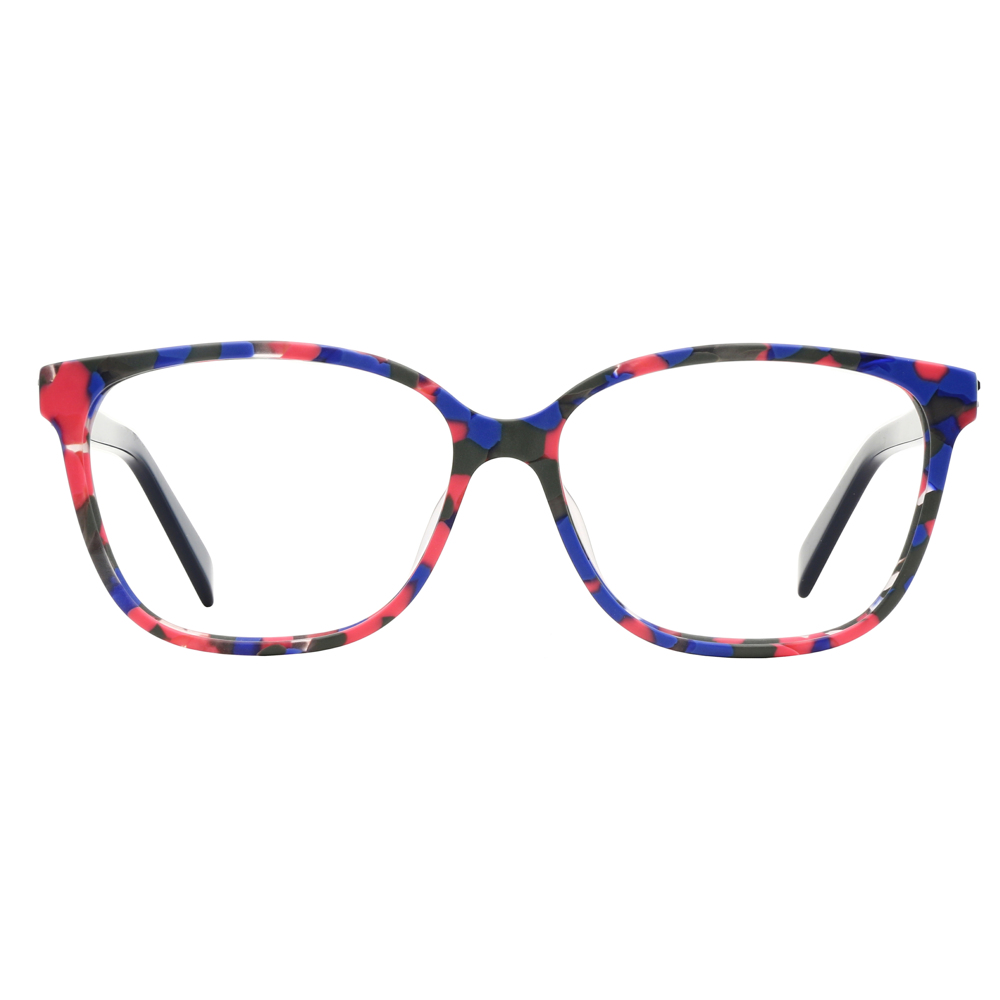 Sursee Tortoise Shell Blue Red