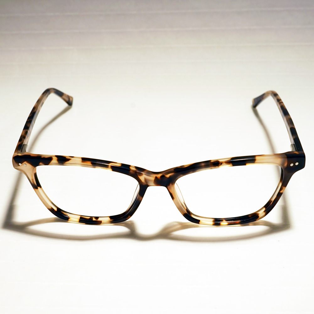 Meena Brown Transparent Tortoise Shell